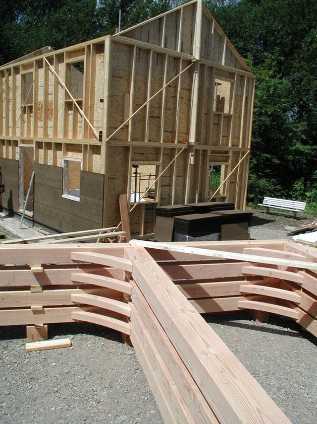 5 – Maison à ossature bois