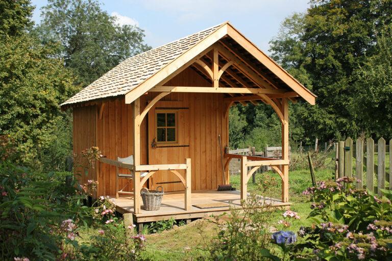 La cabane à sieste (300 X 500X H 350 CM )